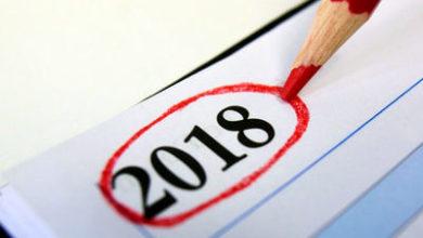 Photo of Отчетность ООО и ИП в 2018 году, календарь бухгалтера: сроки сдачи, таблица