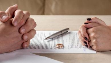 Photo of Как правильно написать заявление на развод и куда его подавать?