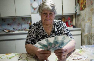 В петербурге 70 летним пенсионерам когда будут выдавать 13 пенсию